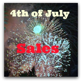 4th of july tall sales