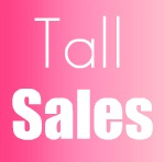 tall clothing mall sales