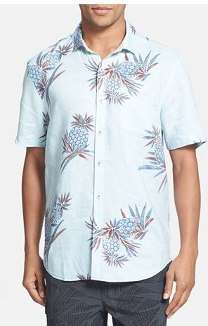 Pineapple Shirt Mens