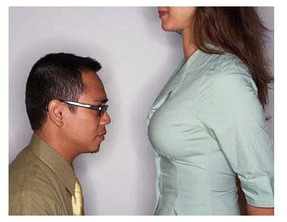 Dating A Woman As Tall As You