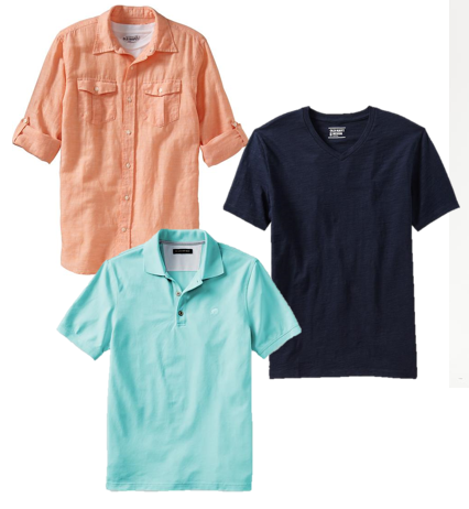 Warm Weather Essentials for Tall Men - Tall Clothing Mall