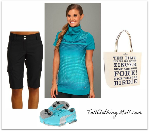 Must Have Golf Wear on Pinterest | Ladies Golf, Golf and Women Golf