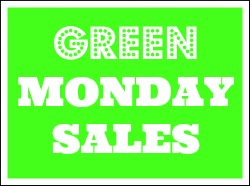 green monday sales on tall clothing