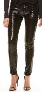"""37"""" inseam pants for women sequin"""