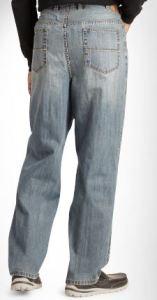 mens jeans 36 waist by 40 inseam