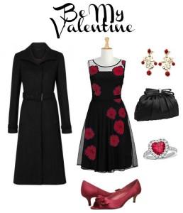 tall valentine's day dress