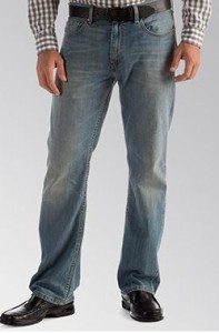 men's Levi's straight leg 38 inseam
