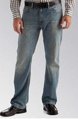 Mens Jeans Loose In Thighs