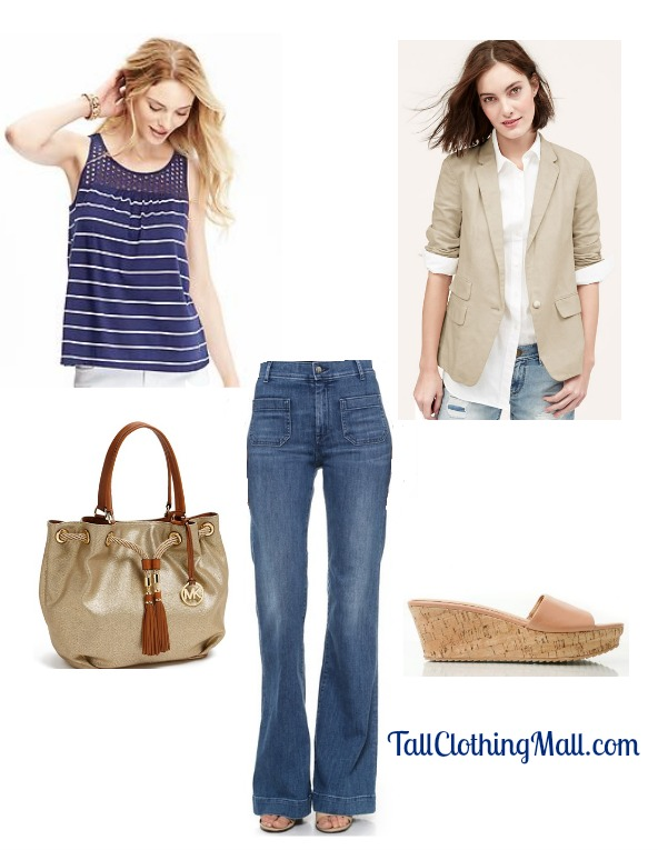 Nautical clothing stores