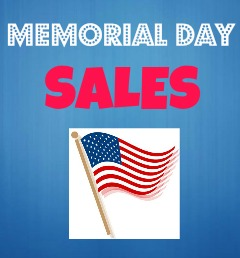 Tall Clothing Sales for Memorial Day