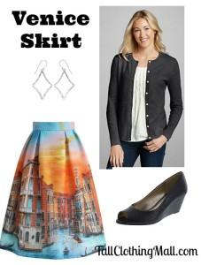 venice skirt