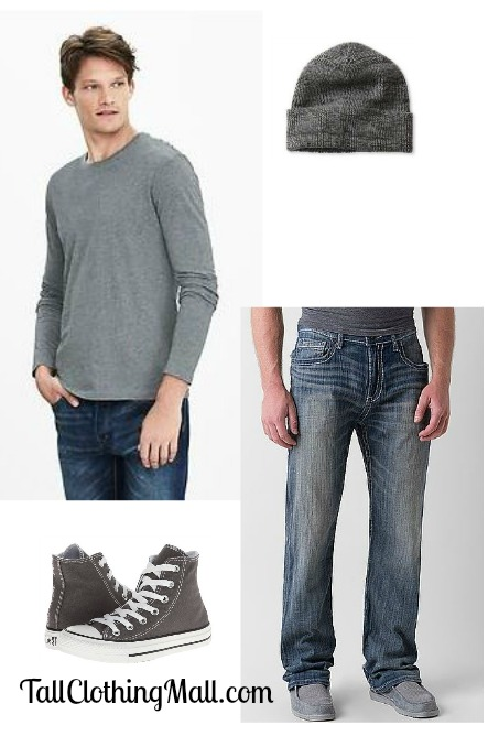 tall hipster clothing