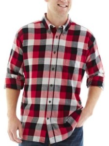 big and tall flannel shirts on sale