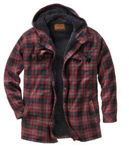 men's tall plaid jacket