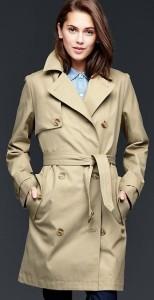tall trench coat