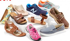 shoes for the entire family on sale