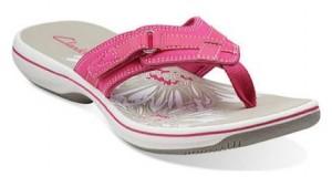 pink sandals on sale